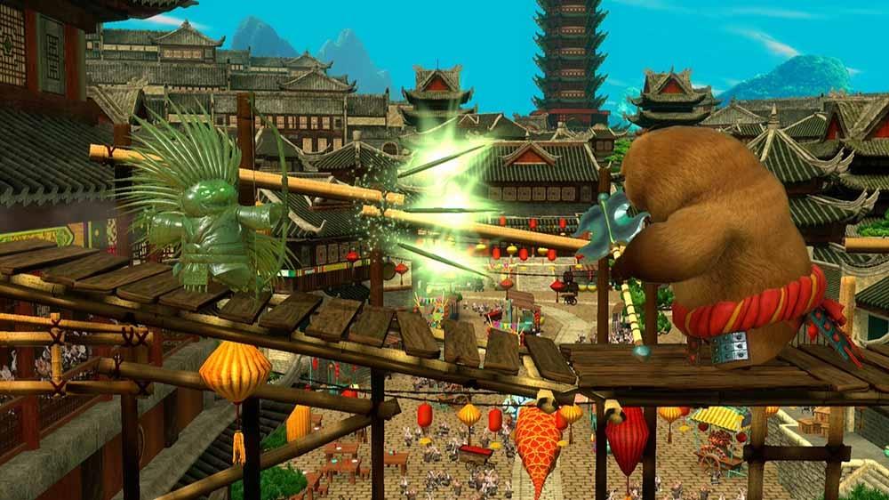 Image de Kung Fu Panda Personnage: Porcupine Jombie