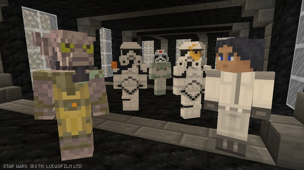 Image from Star Wars Rebels Skin Pack