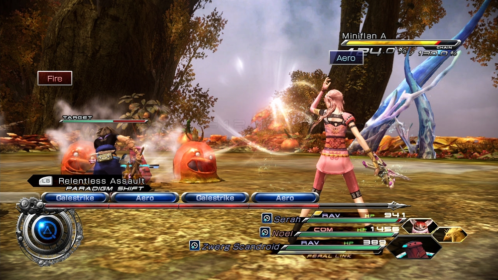 Image from Serah's Outfit: Summoner's Garb