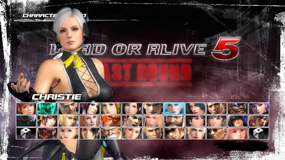 Image from DOA5LR Costume by Tamiki Wakaki - Christie