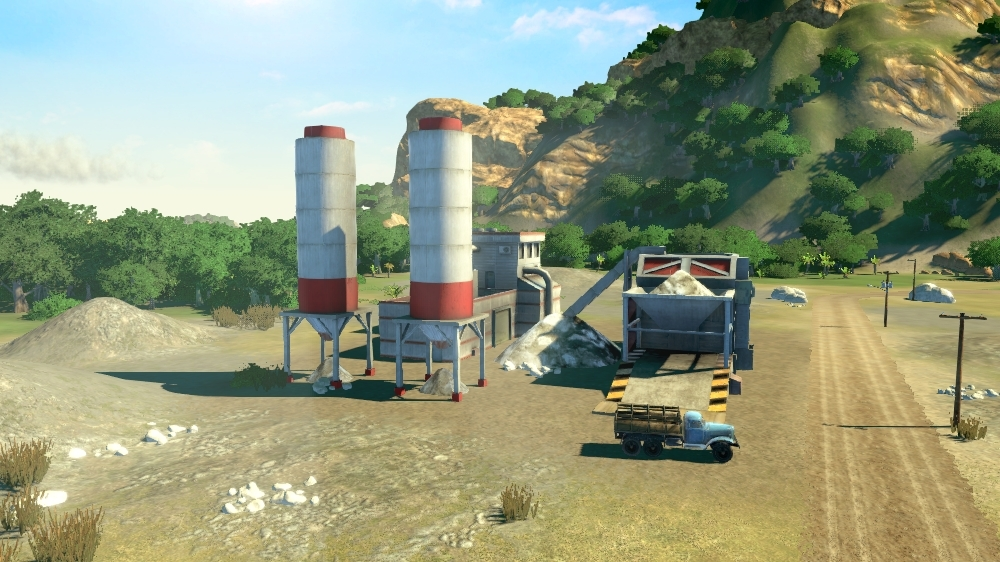 Image from Tropico 4 - Quick-dry Cement