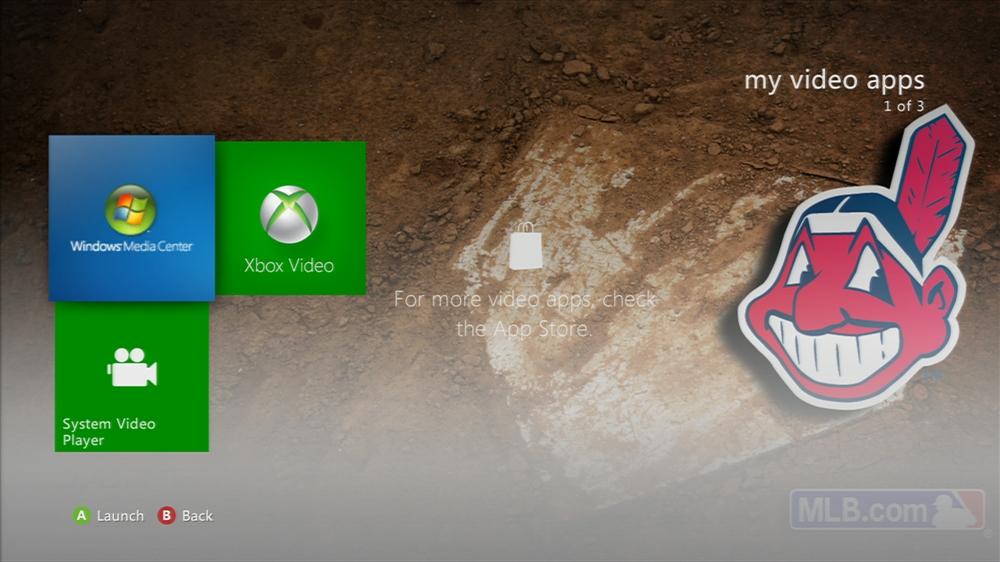 Imagen de MLB - Indians Jersey Theme
