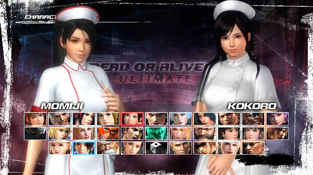 Image from Nurse Costume 10-Character Set