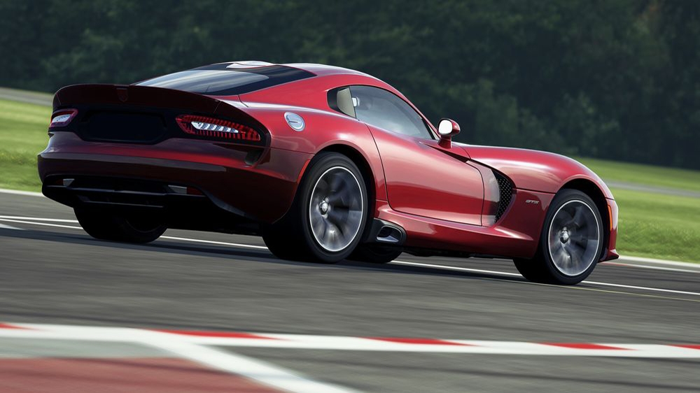Bild von 2013 SRT Viper GTS Bonus-Paket