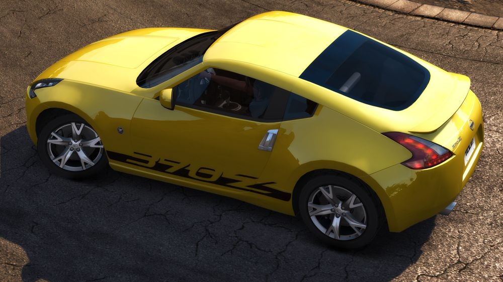 Image from TDU2: Nissan 370Z Optional Parts