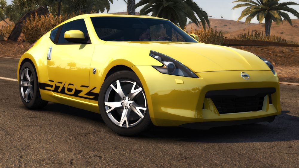 Bild von TDU2: Nissan 370Z Optional Parts