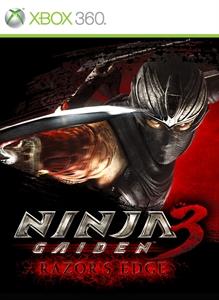 NINJA GAIDEN 3: Razor's Edge Costume Pack