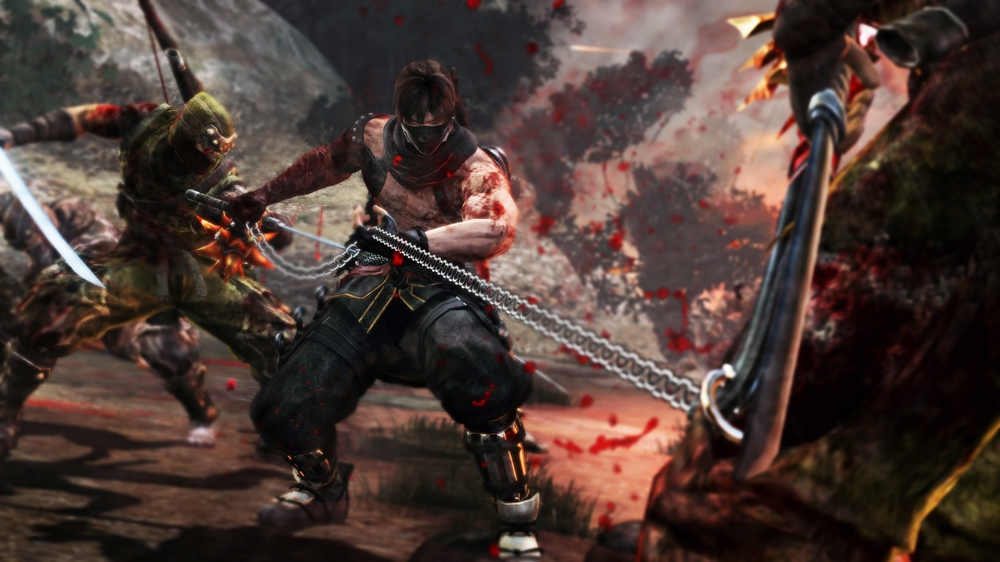 Image from NINJA GAIDEN 3: Razor's Edge Costume Pack