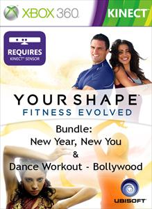 Bundle: New Year, New You + Dance Workout: Bollywood