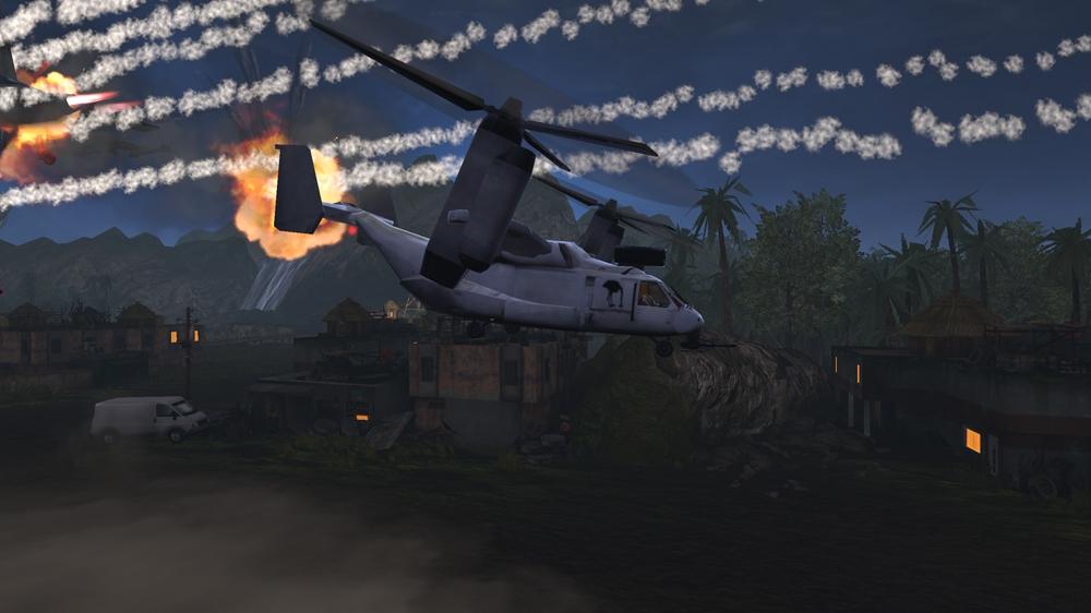 Imagen de Helicóptero Avestruz