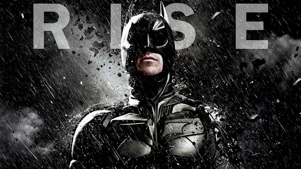 Kuva pelistä The Dark Knight Rises Theme