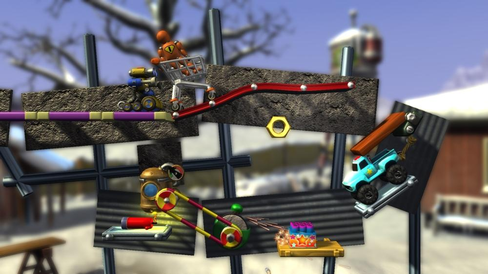 Image de Crazy Machines Elements Trailer