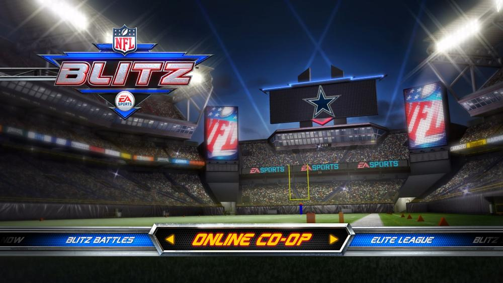 Image from NFL Blitz is Back Trailer