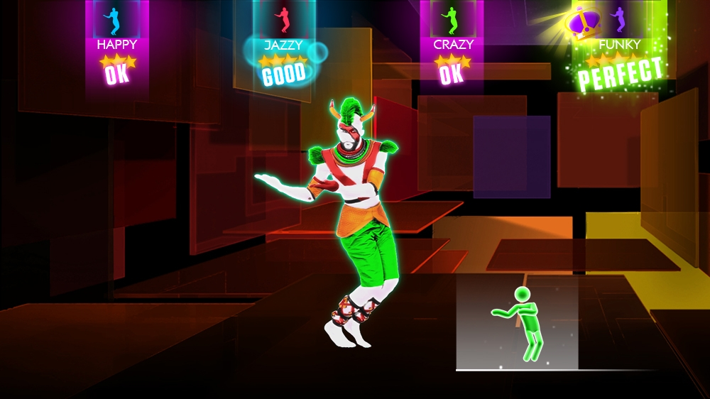 Imagen de Just Dance 2014 - « Pound the Alarm » - Extreme