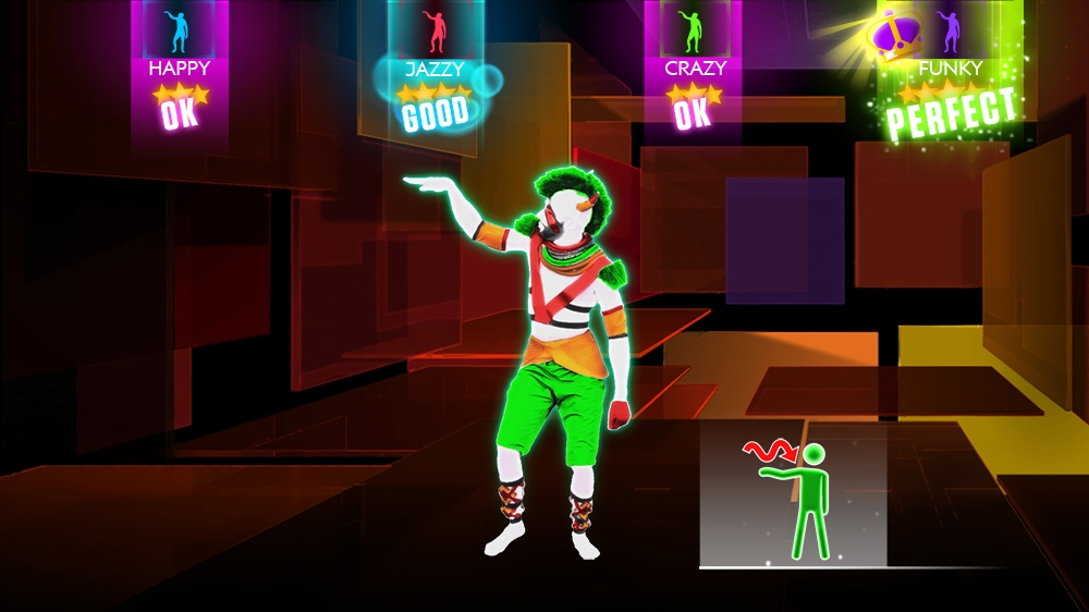 Image from Just Dance 2014 - « Pound the Alarm » - Extreme