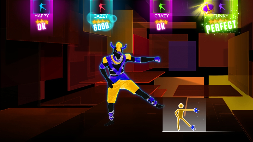 Image de Just Dance 2014 - « Pound the Alarm » - Extreme