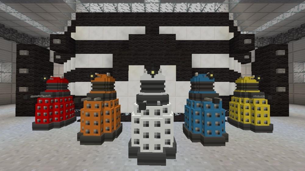 Image de Skins Doctor Who volume1