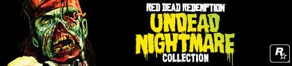 Red Dead Redemption Undead Nightmare DLC Banner