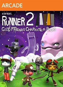 Runner2 Good Friends Character Pack