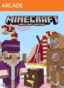 Pack de textura de golosina de Minecraft (prueba)