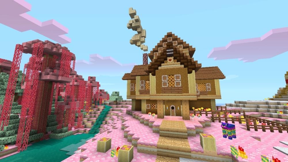 Image de Pack de textures Bonbons Minecraft (essai)