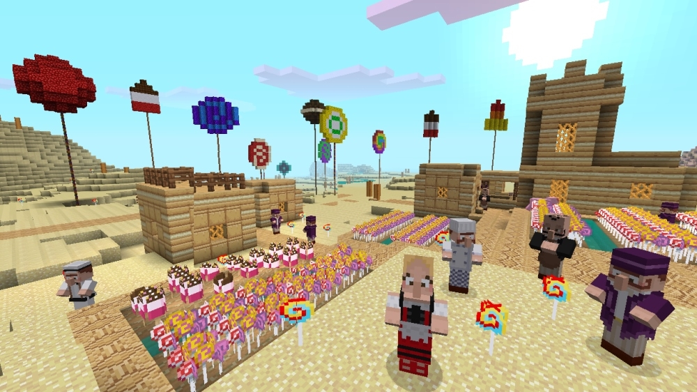 Image from Minecraft Candy Texture Pack (Trial)