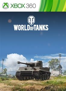 World of Tanks - Citadel Tiger I Primed