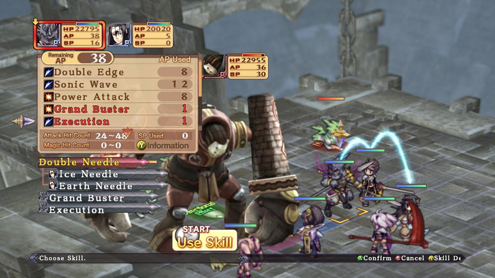 Image from Agarest War Zero - Point Addition Pack 4