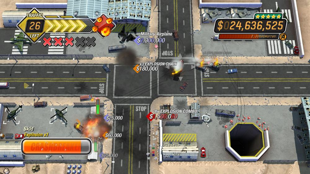 Image from Burnout™ Crash!  Chicken Hoff Trailer