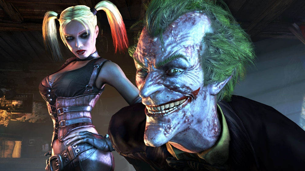 Image from Batman: Arkham City - GOTY Announce Trailer