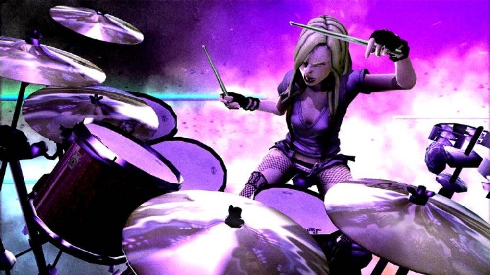 """Image from """"Fell on Black Days"""" - Soundgarden"""