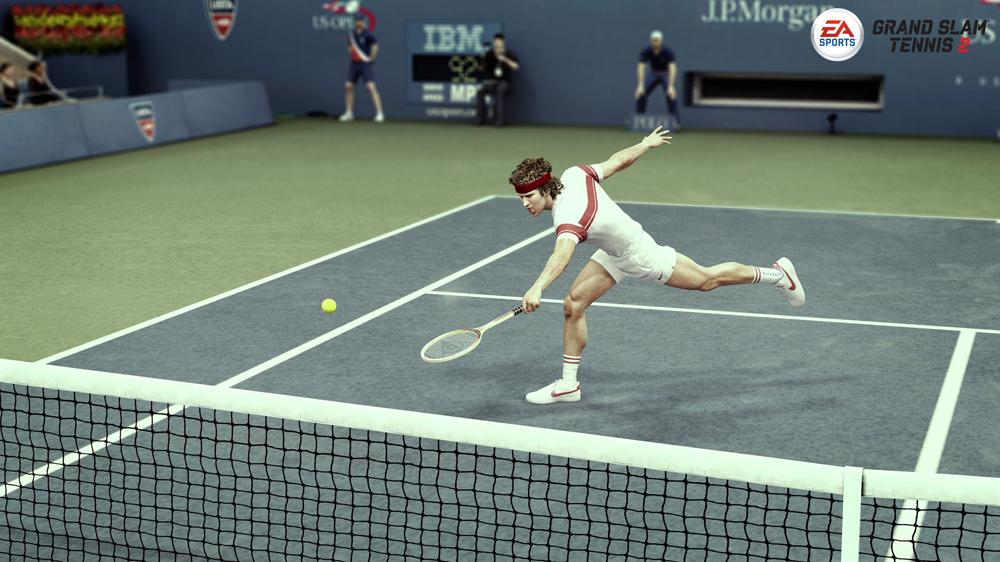 Image from EA SPORTS Grand Slam Tennis 2 - Roster Reveal Trailer 