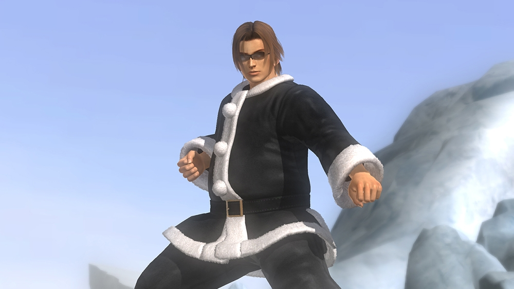 Image from Dead or Alive 5 Ultimate Santa's Helper Ein