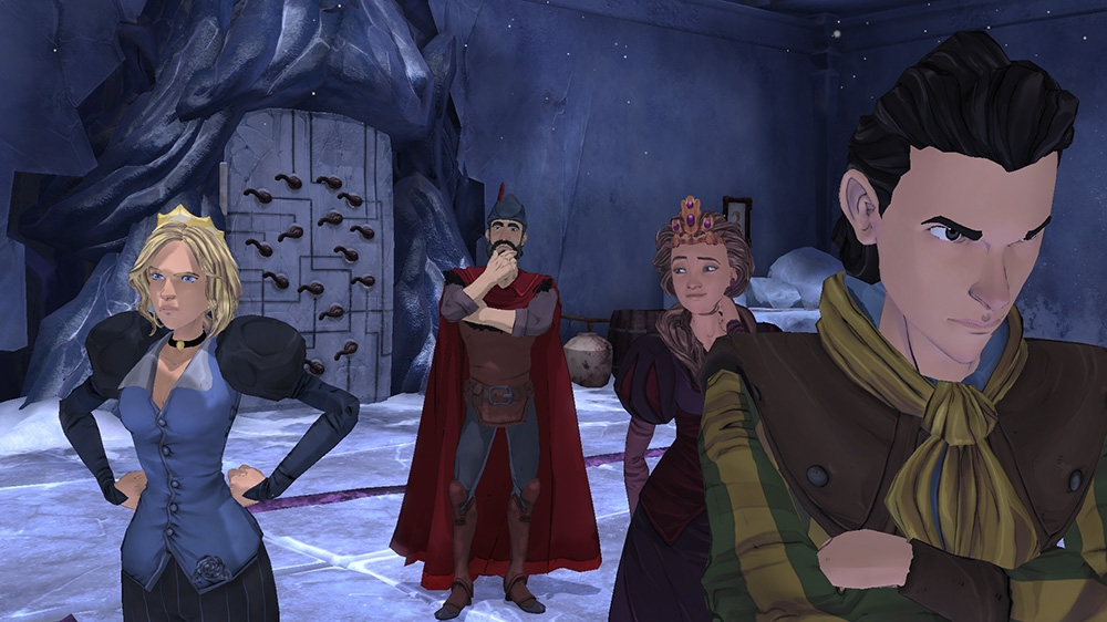 Image from King's Quest - Ch 4: Snow Place Like Home