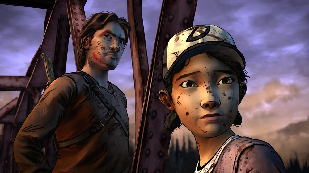 Image from The Walking Dead: Season 2, Ep.2, A House Divided