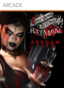 Harley Quinn&#39;s Revenge