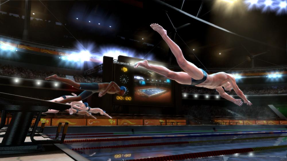 Image from Michael Phelps – Push The Limit Announcement Trailer