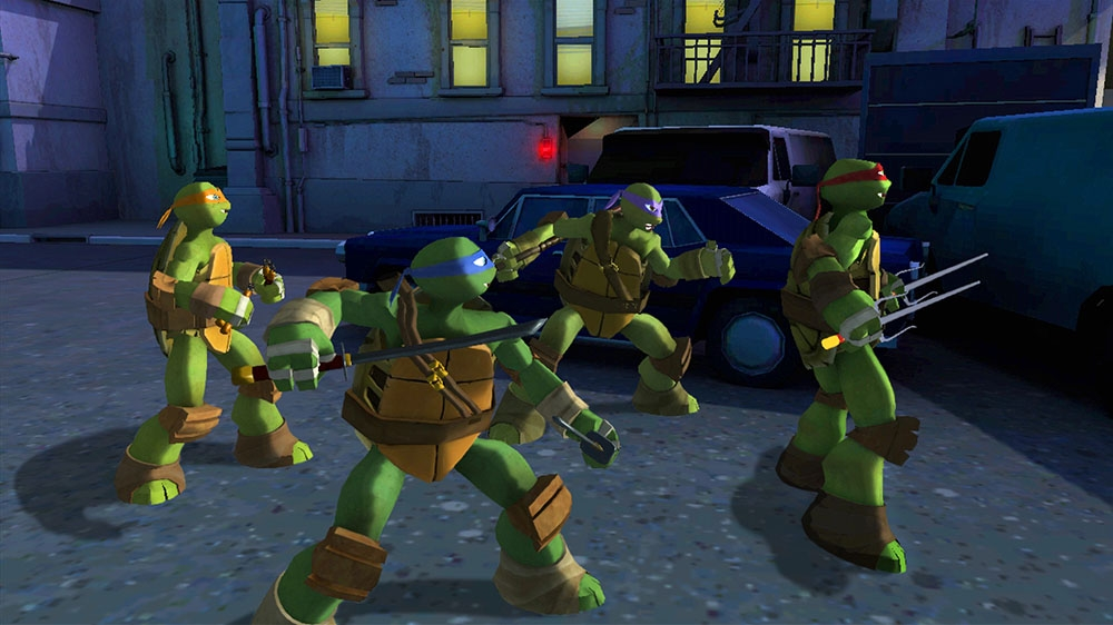 Image de Teenage Mutant Ninja Turtles - Launch Trailer