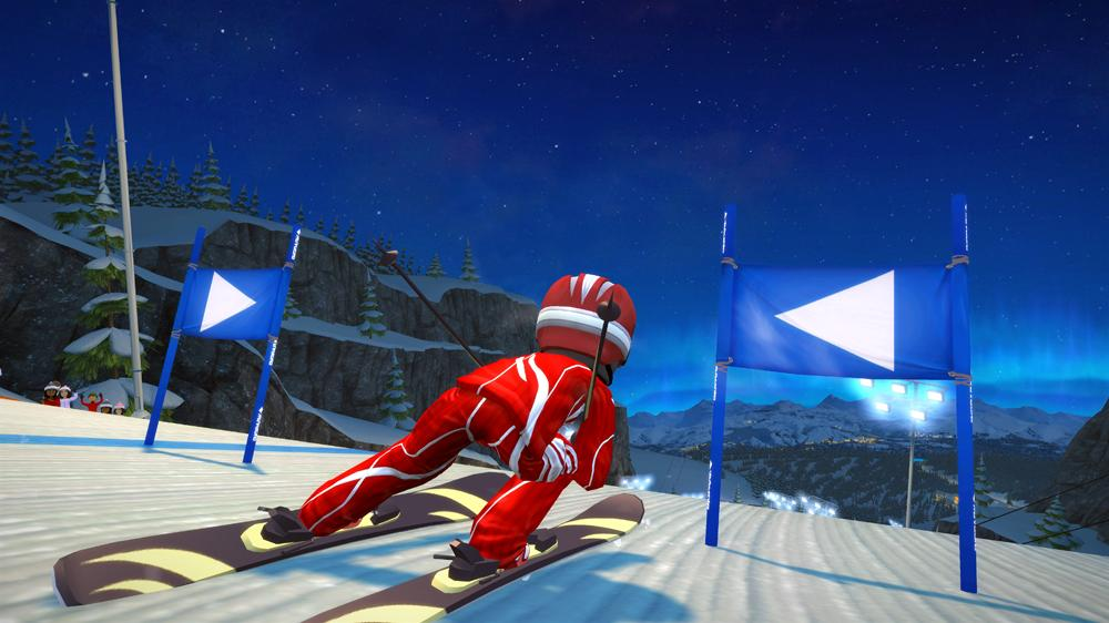 Immagine da Kinect Sports: Season Two  Prova gratuita Sci 