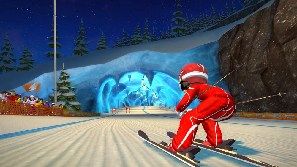 Image from Kinect Sports: Season Two  Free Ski Trial 