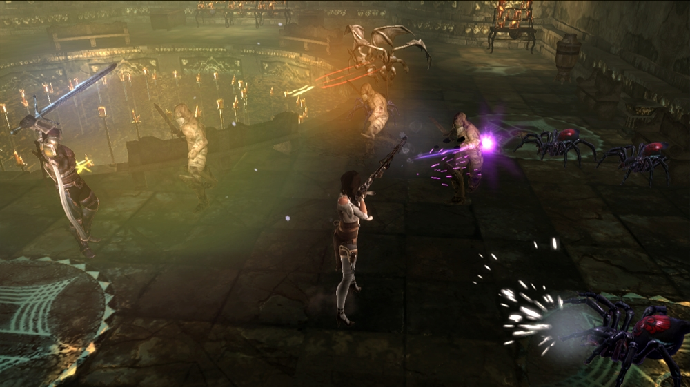 Image from Dungeon Siege III: Treasures of the Sun