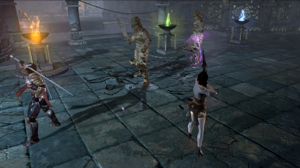 Bild von Dungeon Siege III: Treasures of the Sun