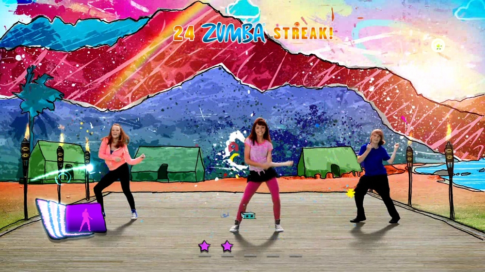 Image from Zumba Kids Launch Trailer
