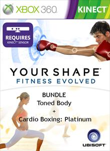 Bundle: Toned Body and Cardio Boxing Platinum