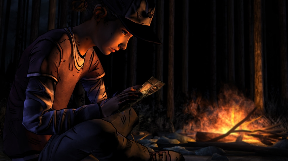 Image from The Walking Dead: Season 2, Ep.4, Amid the Ruins