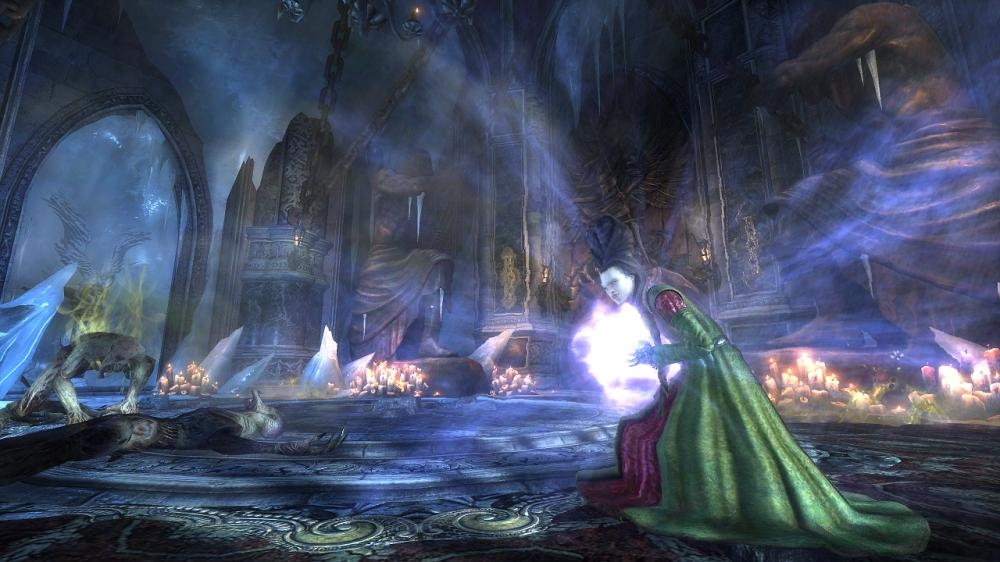 Image from Castlevania: Lords of Shadow Reverie