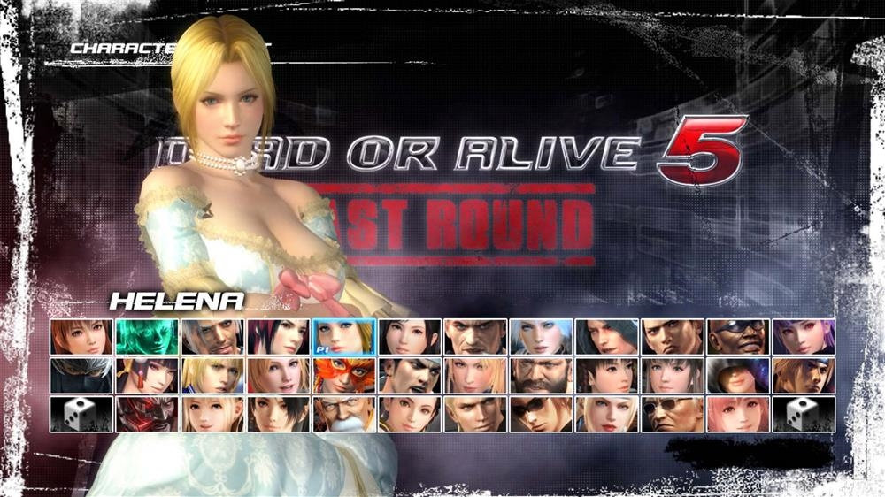 Image from DOA5LR Helena Halloween Costume 2015