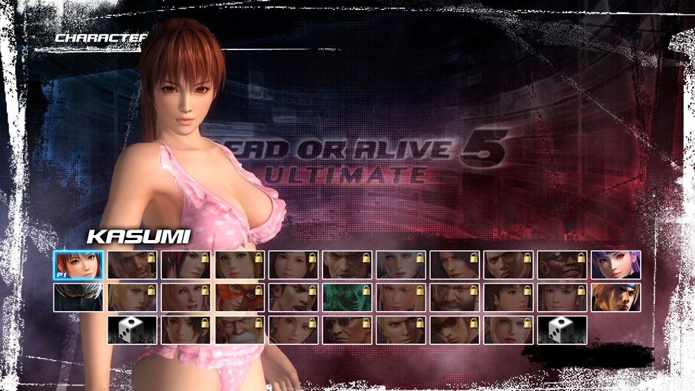 Image from Player's Swimwear - Kasumi