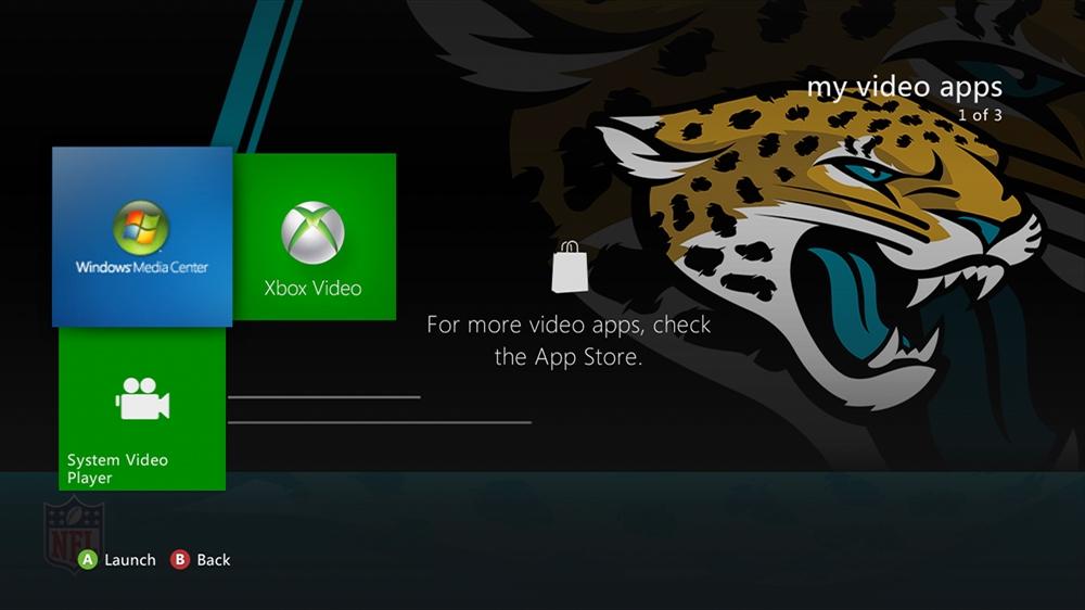 Image de NFL - Jaguars Rush Theme