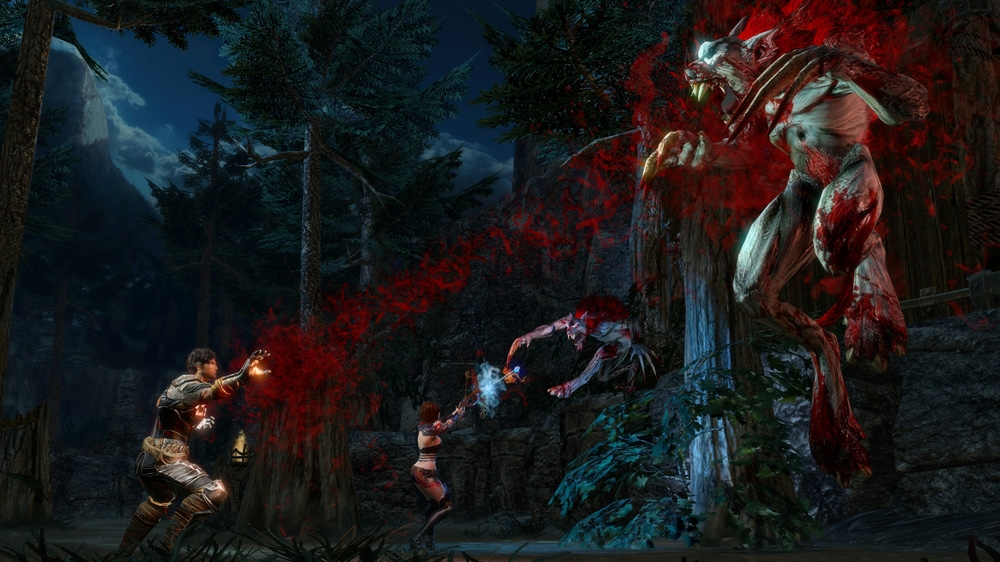 Imagen de Blood Knights Launch Trailer